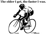 The older I get...Cycling