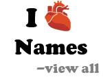 I [Heart] Names