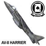 AV-8 Harrier's Fan Shop