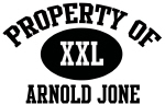 Property of Arnold Jone