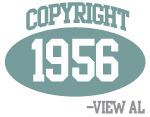 Copyright Birthday Year