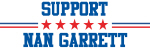 Support NAN GARRETT