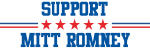 Support MITT ROMNEY