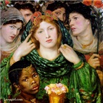 The Beloved - Rossetti