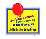 Love Is Like A Balloon