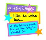 Wiggly Writing/kids