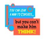 Lead A Man To Congress/Milton Berle/