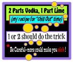 Two Parts Vodka