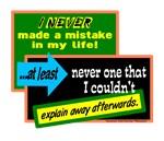Never A Mistake-Emmanuel Kant/