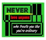 Never Love Anyone-Oscar Wilde