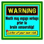 Mouth Censorship