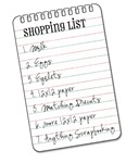 Shopper's List