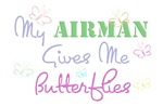 My Airman Gives Me Butterflies