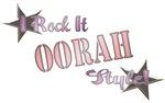 I Rock It OORAH Style!