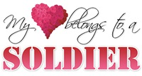 My Heart Belongs to a Soldier