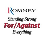 Romney: For/Against Everything