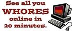 Whores Online