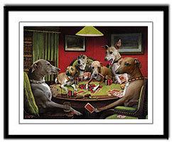 Italian Greyhound POSTERS & FRAMED PRINTS