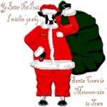 Santa Cows (Santa Claus)