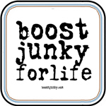 Boostjunky for life
