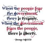 Tyranny/Liberty
