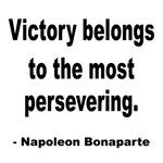 Napoleon on Victory