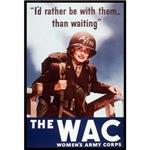 WAC Women's Army Corps