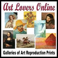 Art Lovers Online Galleries