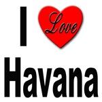 I Love Havana Cuba
