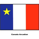 Canada Arcadian Flag