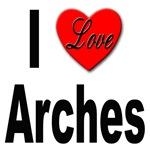 I Love Arches