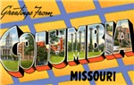 Columbia Missouri Greetings