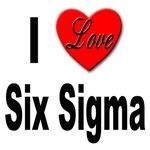 I Love Six Sigma