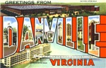 Danville Virginia Greetings