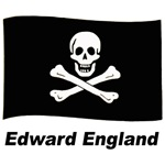 Pirate Flag - Edward England