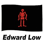 Pirate Flag - Edward Low