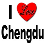 I Love Chengdu China
