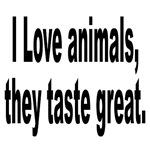 Anti-Peta Animal Humor