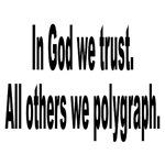 In God We Trust Humor