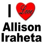 I Love Allison Iraheta