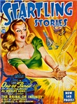 Science Fiction Woman Cover
