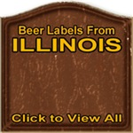 Illinois Beer Labels