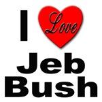 I Love Jeb Bush