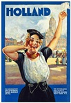 Holland Travel Poster 2