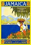 Jamaica Travel Poster 2