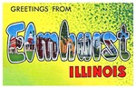 Elmhurst Illinois Greetings