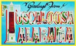 Tuscaloosa Alabama Greetings