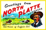 North Platte Nebraska Greetings