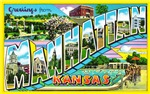 Manhattan Kansas Greetings