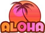 Pink Aloha Palm